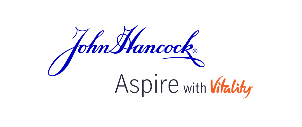 John Hancock Aspire with Vitality logo